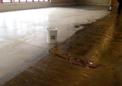 Čištění betonových podlah 01