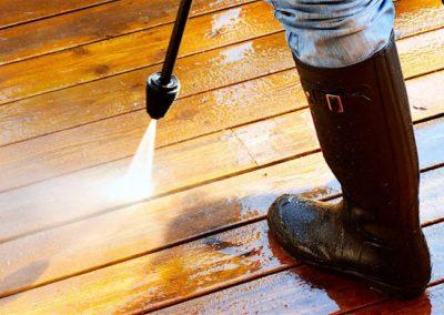 Čištění dřevěných podlah 03
