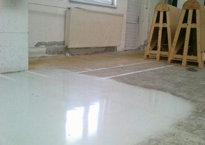 Čištění epoxidových podlah 05