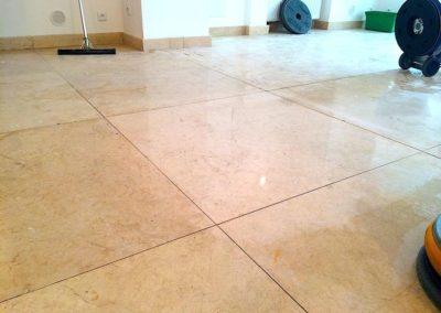 Čištění mramorových podlah 02