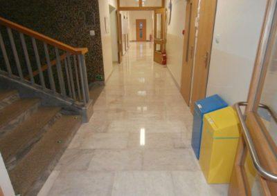 Čištění mramorových podlah 08