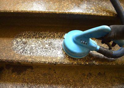 Čištění schodů 01