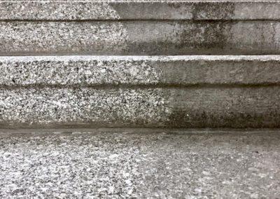 Čištění schodů 06