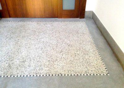 Čištění teracových podlah 03