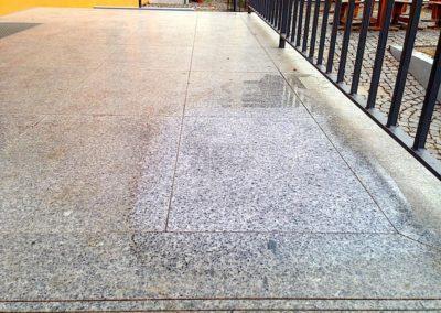 Čištění žulových podlah 01