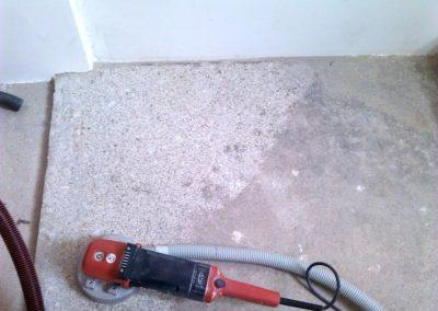 Čištění žulových podlah 02