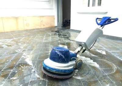 Čištění žulových podlah 06