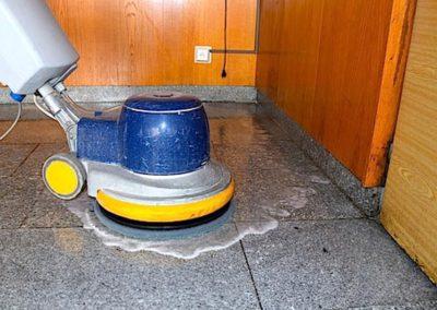 Čištění žulových podlah 07
