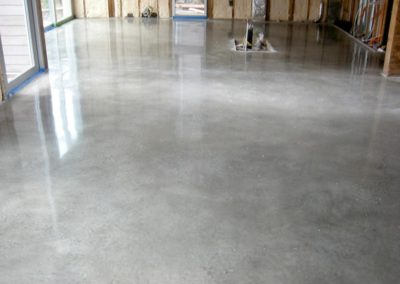 Impregnace betonových podlah 02