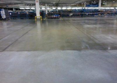 Impregnace betonových podlah 04