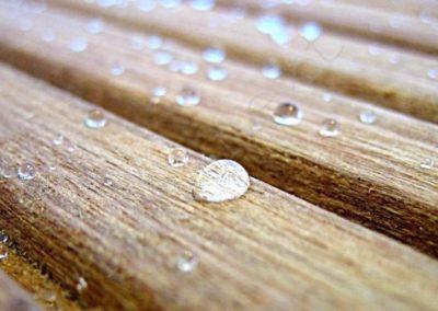 Impregnace dřevěných podlah 02