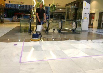 Impregnace mramorových podlah 01