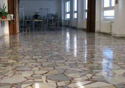 Impregnace mramorových podlah 02