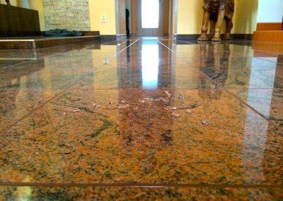Impregnace mramorových podlah 05