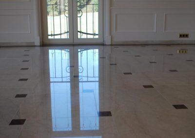 Impregnace mramorových podlah 06