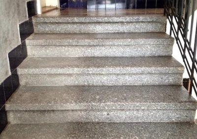 Impregnace schodů 05