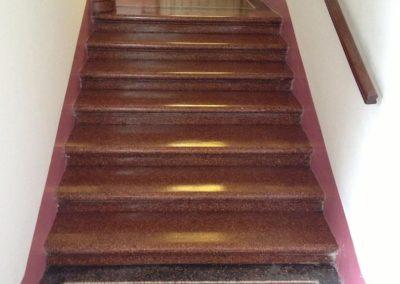 Impregnace schodů 07