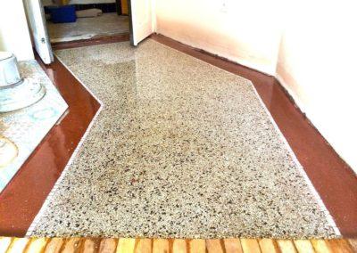 Impregnace teracových podlah 01