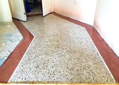 Impregnace teracových podlah 02