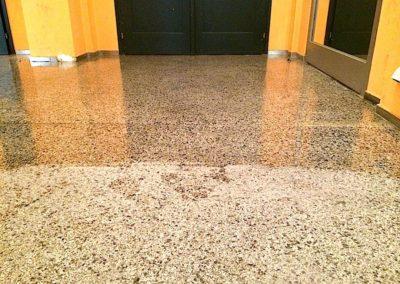 Impregnace teracových podlah 07