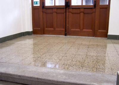 Impregnace teracových podlah 08