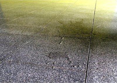 Impregnace žulových podlah 04