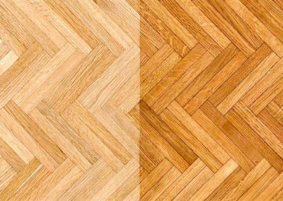 Olejování a voskování podlah 02