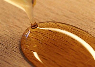 Olejování a voskování podlah 05