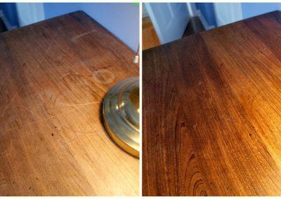 Olejování a voskování podlah 07