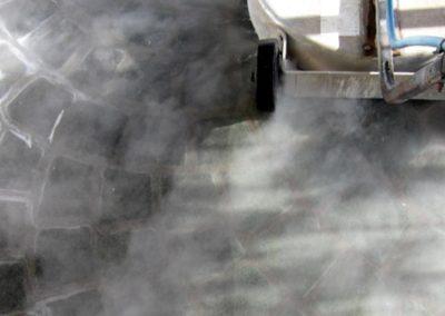 Parní čištění podlah 02